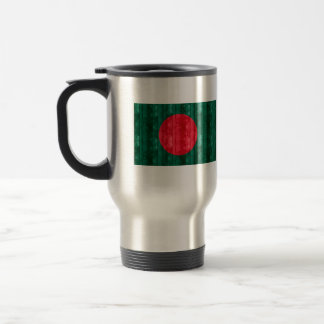Wooden Bangladeshi Flag Mugs