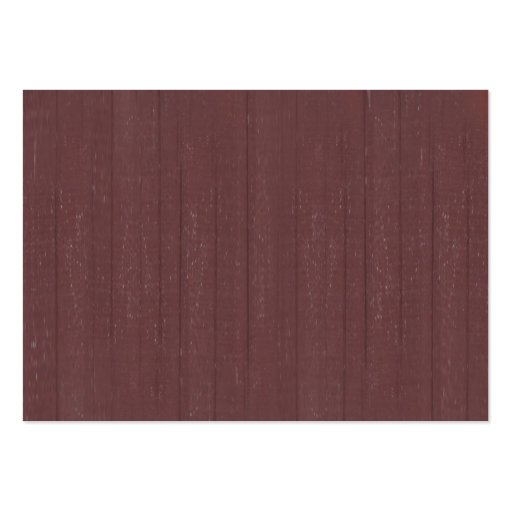 Wooden Barn Background Image Business Card Templates
