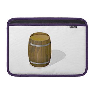 Wooden Barrel Sleeves For MacBook Air