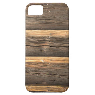 Wooden Bars Realistic Texture Case