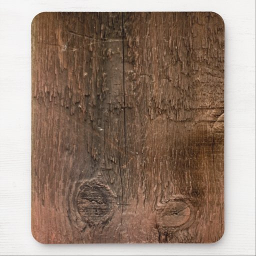 Wooden board mouse pads