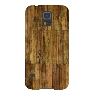 Wooden Boards Wood Panel Effect Cases For Galaxy S5