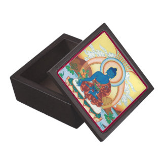 WOODEN BOX - Medicine Buddha - Master of Healing