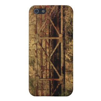 Wooden Bridge Cases For iPhone 5