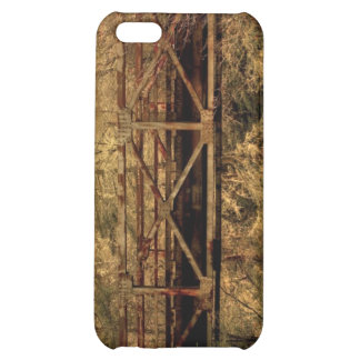 Wooden Bridge iPhone 5C Cover