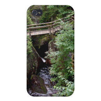 Wooden bridge over the water iPhone 4/4S covers