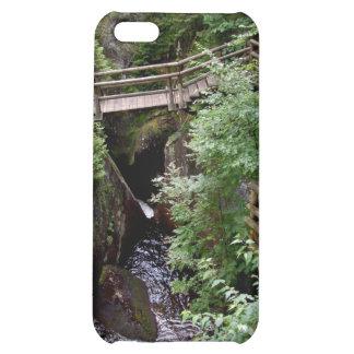 Wooden bridge over the water iPhone 5C cover