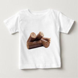 Wooden-briquettes Baby T-Shirt