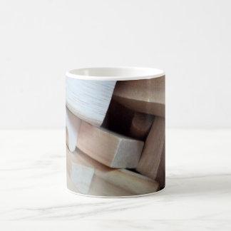 Wooden Building Blocks Mug