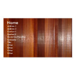 Wooden Buisness Card Double-Sided Standard Business Cards (Pack Of 100)