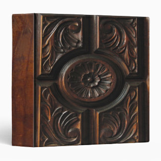 Wooden Carving Binder