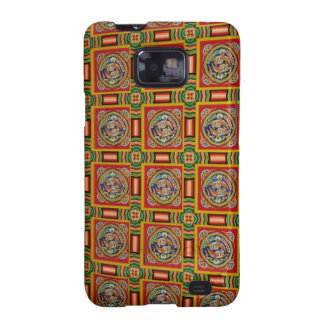 Wooden Ceiling Galaxy S2 Cases