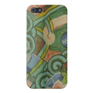 Wooden Ceiling iPhone 5 Case