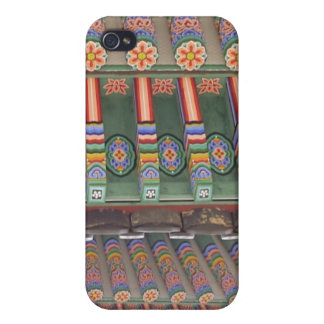 Wooden Ceiling iPhone 4/4S Case