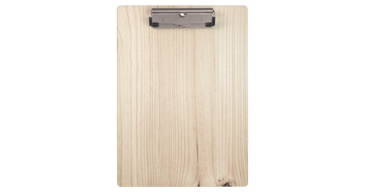 wooden clipboard zazzle com