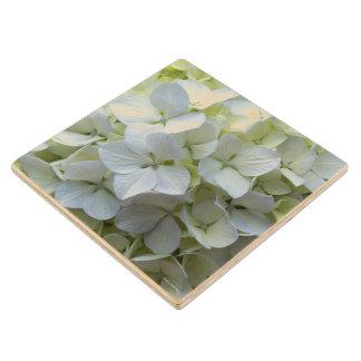 Wooden Coaster- Flowers - Venezuela Wood Coaster