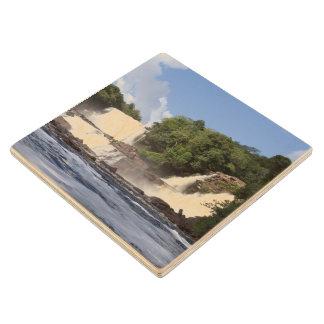 Wooden Coaster #Venezuela - Canaima -amramirezy