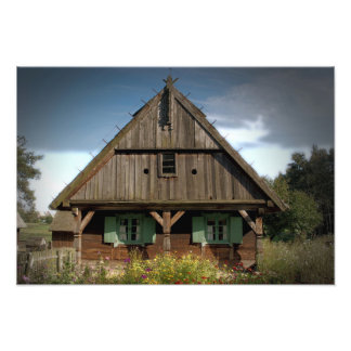 Wooden Cottage - Photo