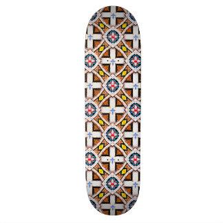 Wooden Cross Screen Skateboard Deck Skate Decks