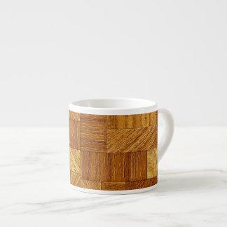 Wooden Cubicles 6 Oz Ceramic Espresso Cup