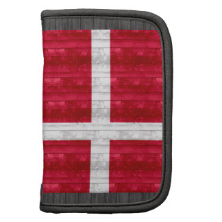 Wooden Danish Flag Organizers