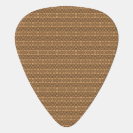 Wooden Design Guitar Pick