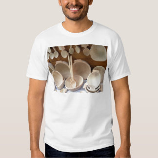 Wooden Dishes Shirt