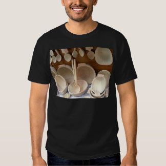 Wooden Dishes T Shirt