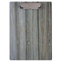 wooden dock planks with screws clipboards