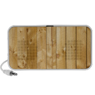 Wooden Doodle Portable Speakers