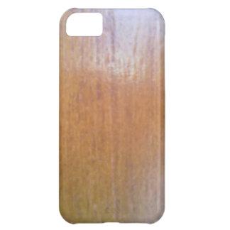 Wooden Door Pattern Cover For iPhone 5C