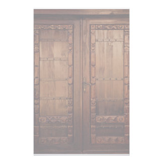 Wooden Doors Stationery