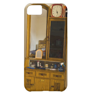 Wooden dressing table- custom iphone case