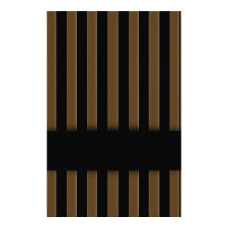 Wooden fence background stationery