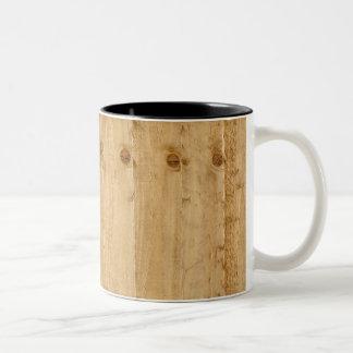 Wooden Fence Mug