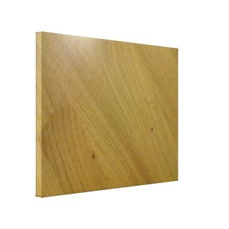 Wooden Floor Canvas Print