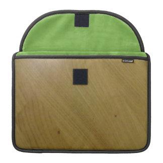 Wooden Floor MacBook Pro Sleeves