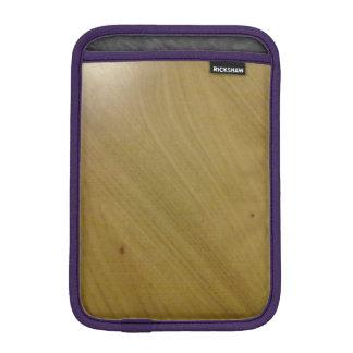 Wooden Floor Sleeve For iPad Mini