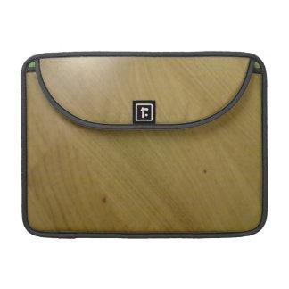 Wooden Floor Sleeves For MacBook Pro