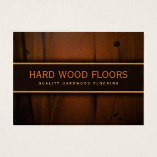 Wood flooring business cards templates zazzle wooden floors hardwood flooring wood business card colourmoves