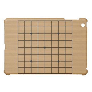 Wooden Go Board 9x9 iPad Mini Covers