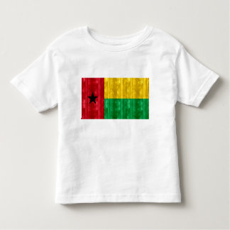 Wooden Guinean Flag Toddler T-shirt