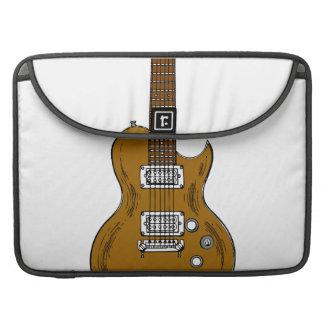 Wooden Guitar Sleeve For MacBook Pro