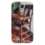 Wooden High Chair Galaxy S4 Case