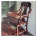 Wooden High Chair Tile