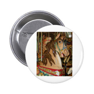 wooden Horse Pins