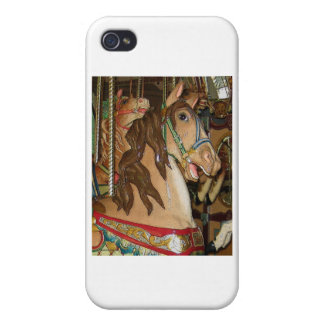 wooden Horse iPhone 4 Cases