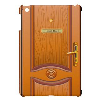 Wooden House Door  iPad Mini Case