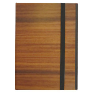 wooden iPad air covers