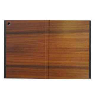 wooden iPad air cover